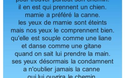 Rita Perreman – «Les Yeux de Mamie»