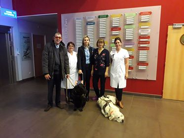 Sensibilisation accessibilité – Polyclinique du Parc Caen