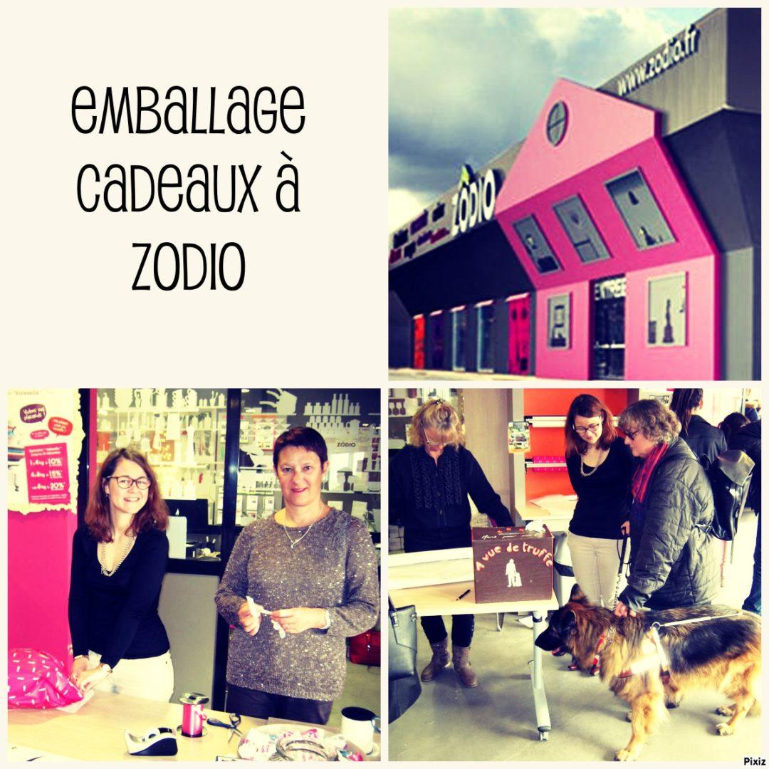 Action Emballage Cadeaux – Zodio Mondevillage