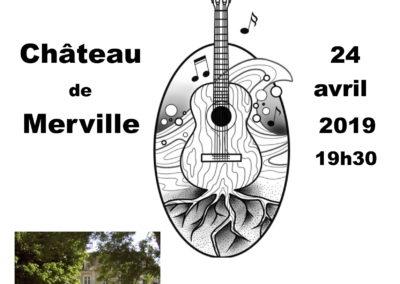 Soirée musicale Merville Franceville – 24 avril 2019