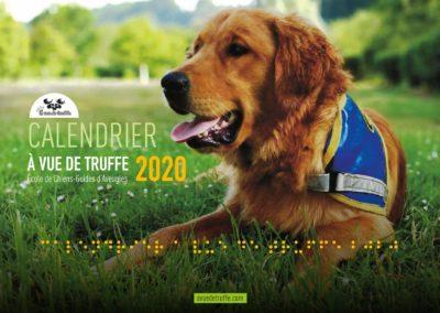 Calendriers A Vue de Truffe 2020