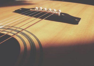 Soirée musicale au profit d'A Vue de Truffe
