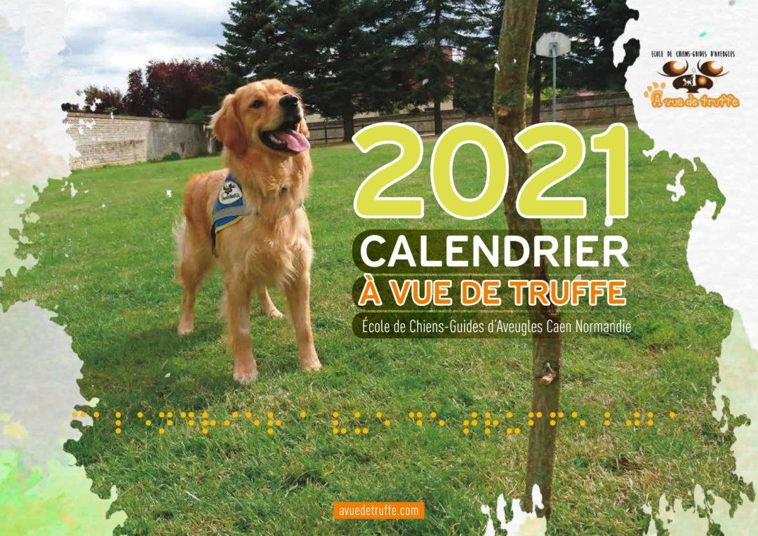 Calendriers 2021 A Vue de Truffe