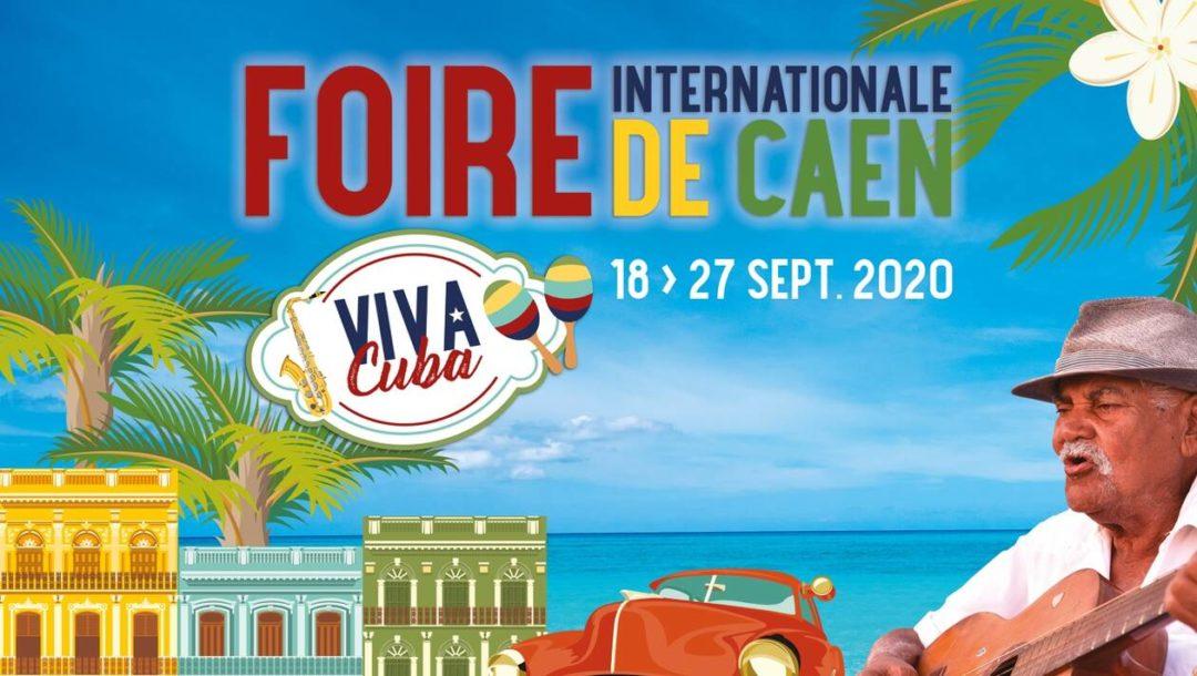 Foire Internationale de Caen 2020