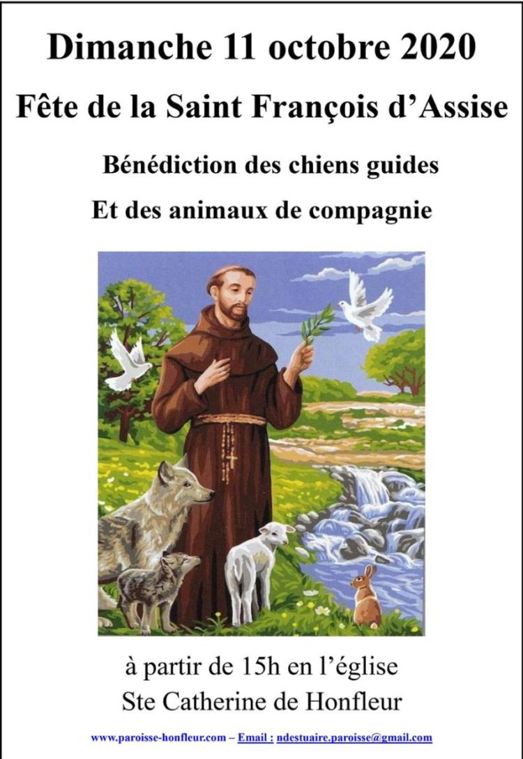 Bénédiction des animaux – Eglise Sainte-Catherine Honfleur