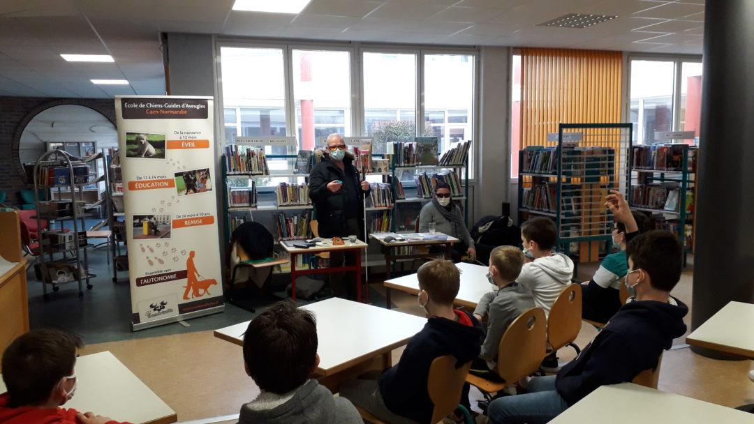 Sensibilisation – Collège Langevin-Wallon Blainville sur Orne